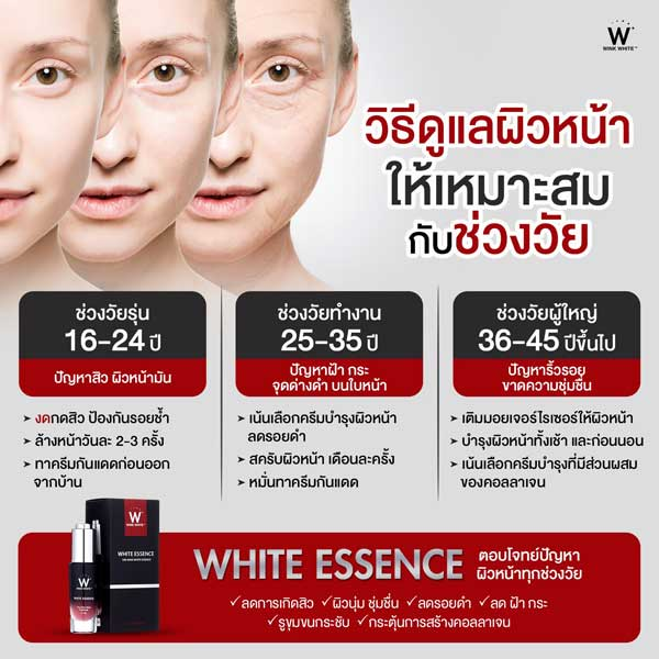 wink white essence serum วิ้งไวท์ เซรั่ม
